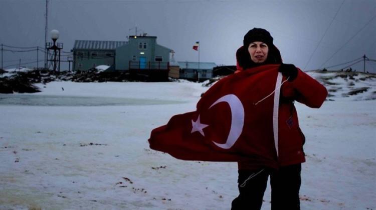Türkiye'nin göğsünü kabartan bilim kadını