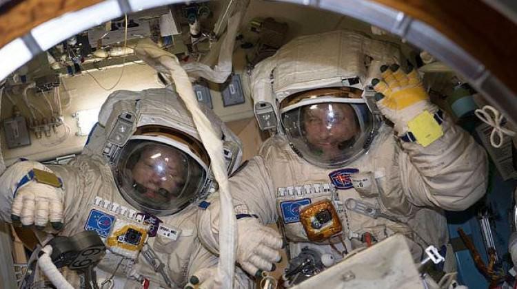Uzayda rekor kırdılar, anteni yanlış taktılar!