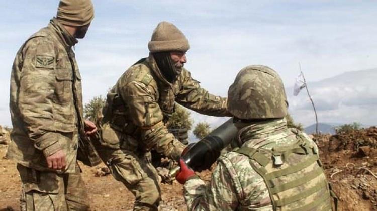 Afrin operasyonunda askere çok özel yelek