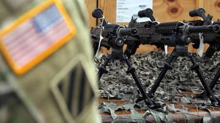 ABD silah yığacak! Tam 393 milyon dolar