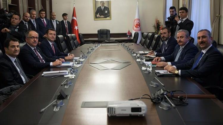 AK Parti-MHP ittifakı ile ilgili flaş gelişme!