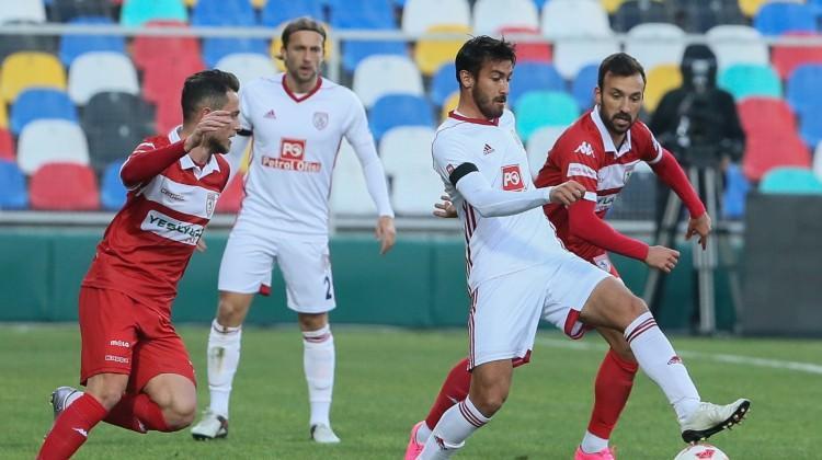Altınordu'nun serisini Samsunspor bitirdi!