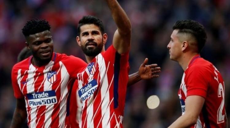 Atletico Madrid takibi sürdürdü!