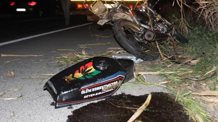 Aydın'daki kazada şok eden ayrıntı! PKK paçavrası