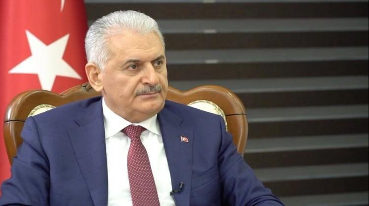 Başbakan: Amerika, Türkiye'ye ambargo uyguluyor