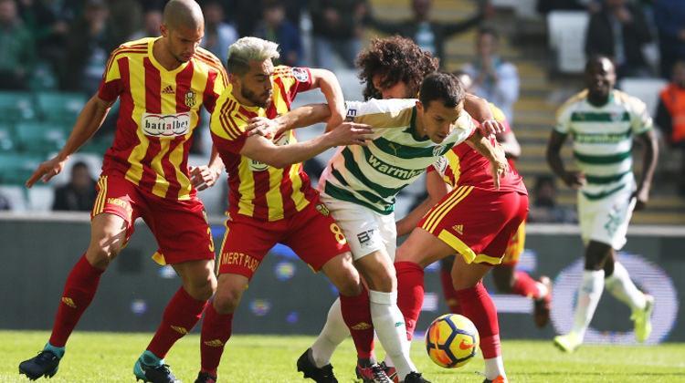 Bursaspor galibiyeti unuttu! Evinde de kazanamadı