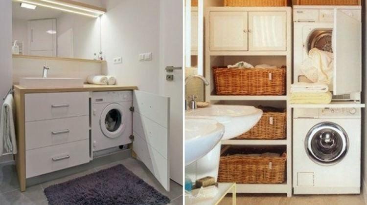 Dar banyolar için dekorasyon önerileri