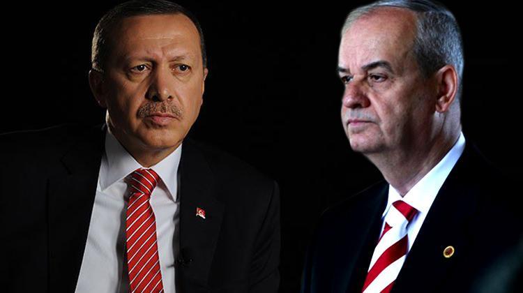 Erdoğan'dan İlker Başbuğ'a çok sert sözler