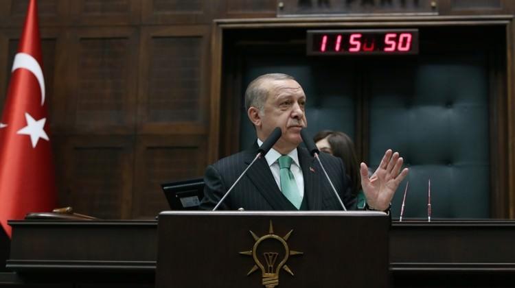 Erdoğan'dan Yunanistan'a sert uyarı