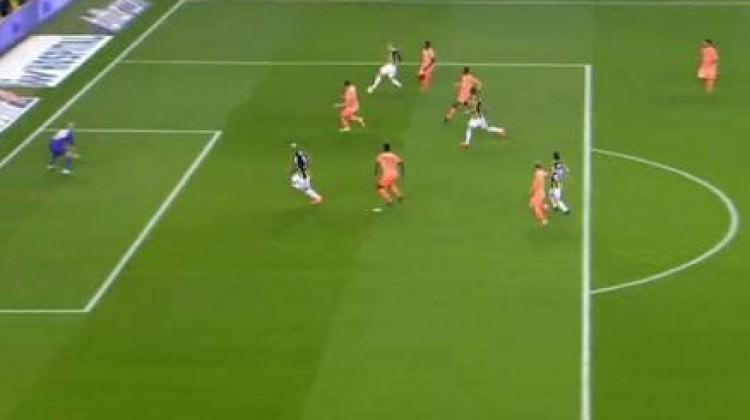 Fenerbahçe'nin golünde büyük tartışma!