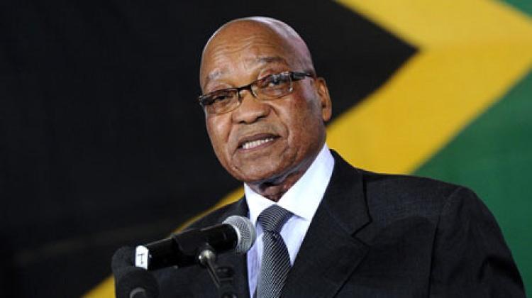 Güney Afrika Devlet Başkanı istifa etti