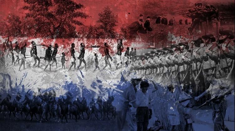 Hollanda'nın tarihi katliam ve sömürgelerle dolu