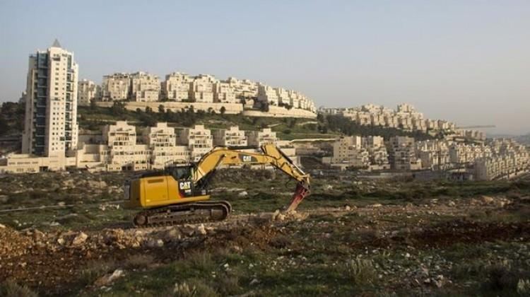 İsrail Filistinlilere ait araziye el koydu