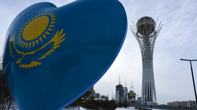 Kazakistan'da alfabe değişikliği için ilk adım