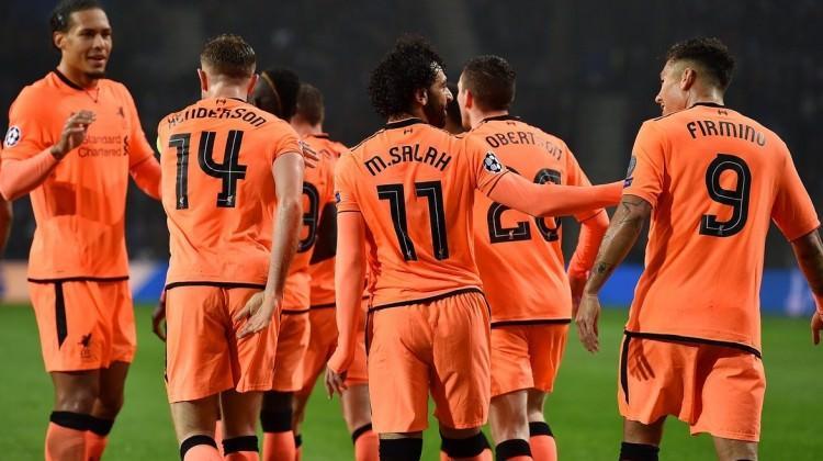 Liverpool Porto'yu perişan etti! 5 gol...