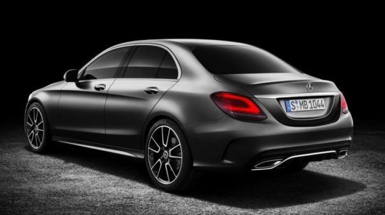 Mercedes C serisi yenilendi