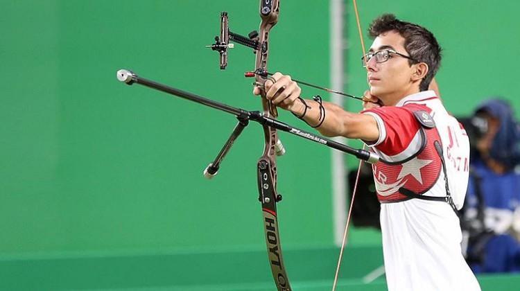 Mete Gazoz'dan dünya ikinciliği