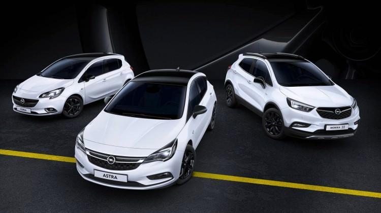 Opel'den çift renk seçeneği