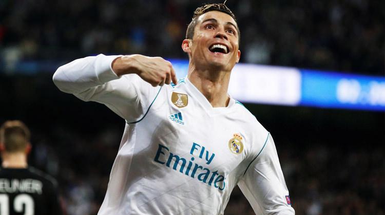 Ronaldo Neymar'ı üzdü! Dev maç Madrid'in