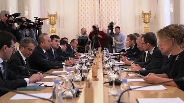 Rusya, Türkiye ve İran'dan yeni adım!