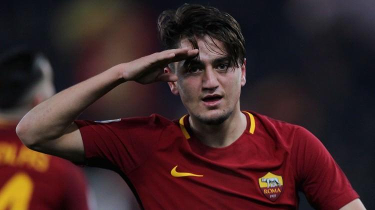 Serie A'da Cengiz Ünder fırtınası