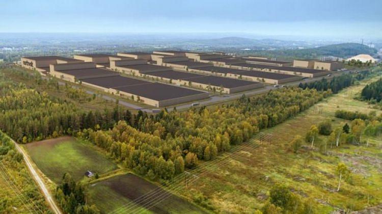 Tesla'nın rakibi Northvolt, mega fabrika için düğmeye bastı