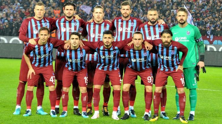 Trabzonspor'da 11 ismin bileti kesildi!