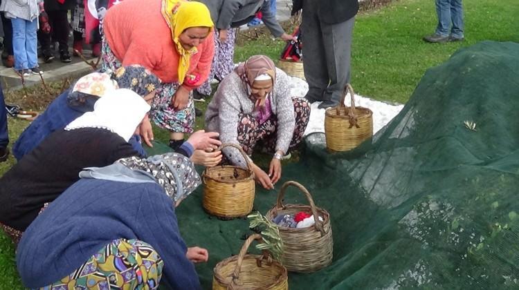 Yüzlerce yıllık gelenek 'Meci'