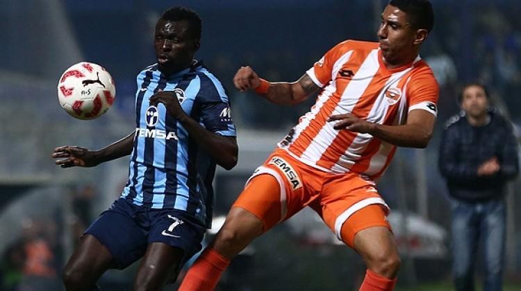 Adana derbisinde son dakika golü
