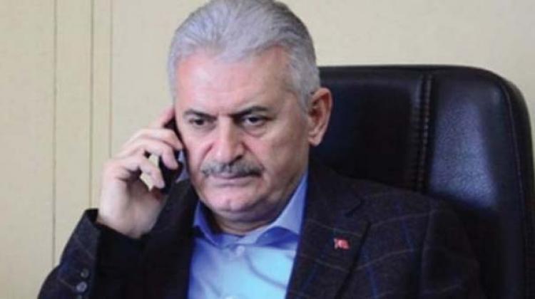 Başbakan Yıldırım'dan şehit babasına telefon