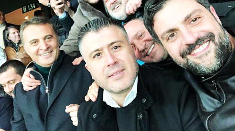 Beşiktaşlı yönetici: 'Eze eze yendik'