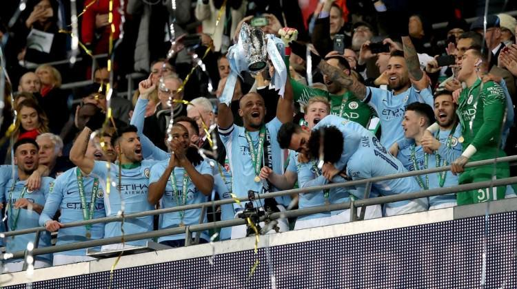 City Arsenal'i parçaladı, kupayı kaptı