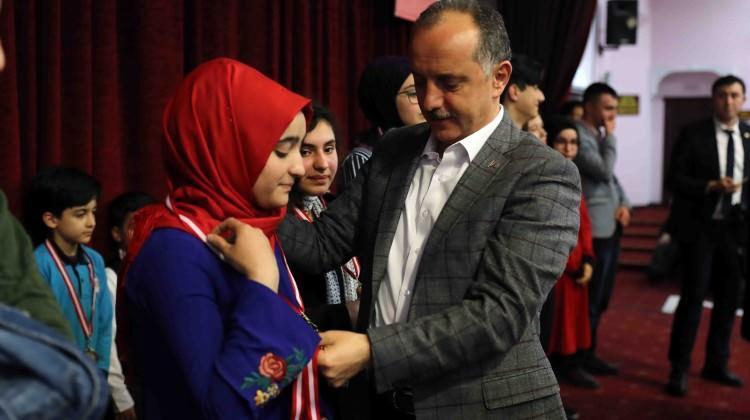 'Güzel adam' Mehmet Akif İnan Bağcılar'da anıldı