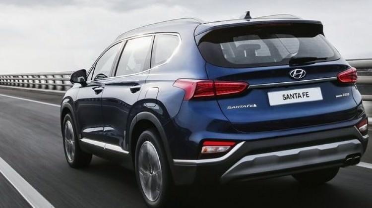 Hyundai Santa Fe yenilendi, işte ilk fotoğraflar