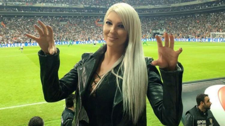 Jelena'dan Fenerbahçe'ye şok küfür!