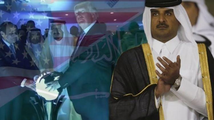 Katar'dan ilginç açıklama! 'ABD'den başka yok'