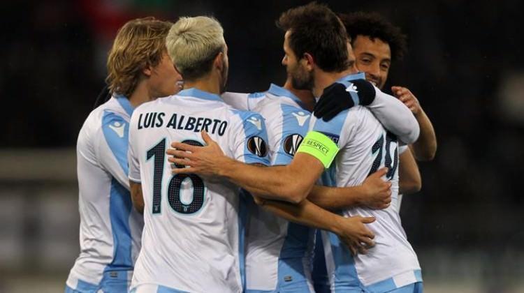Lazio rövanşı şovla aldı: 5-1