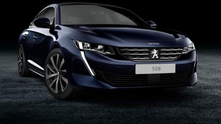 Peugeot 508 baştan aşağı yenilendi