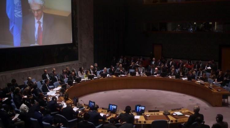 Rusya'dan BMGK'da Suriye kararı!