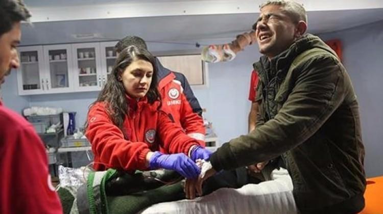 Savaş mağdurlarının gönüllü hemşiresi