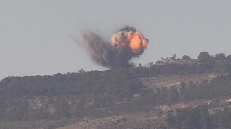 Afrin'de kritik hamle! YPG'nin bağlantısı kesildi