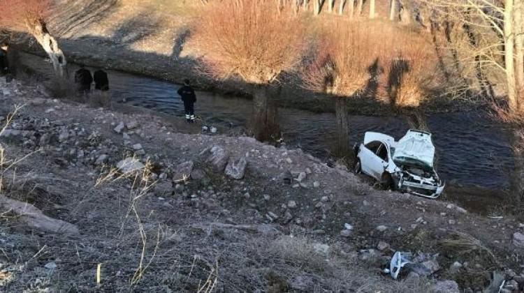 Sivas'ta feci kaza: 3 ölü!