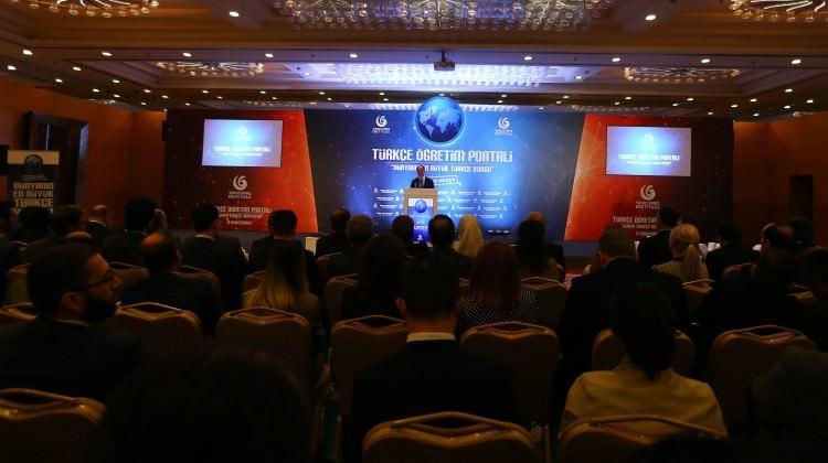 Türkçe Öğretim Portali 6 kıtadan 159 ülkeye ulaştı
