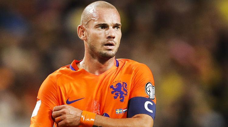 Sneijder'den flaş karar! Bir devrin sonu