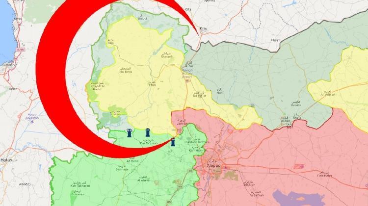 Afrin Operasyonu'nda kullanılan Hilal Taktiği nedir? Nasıl uygulanır?