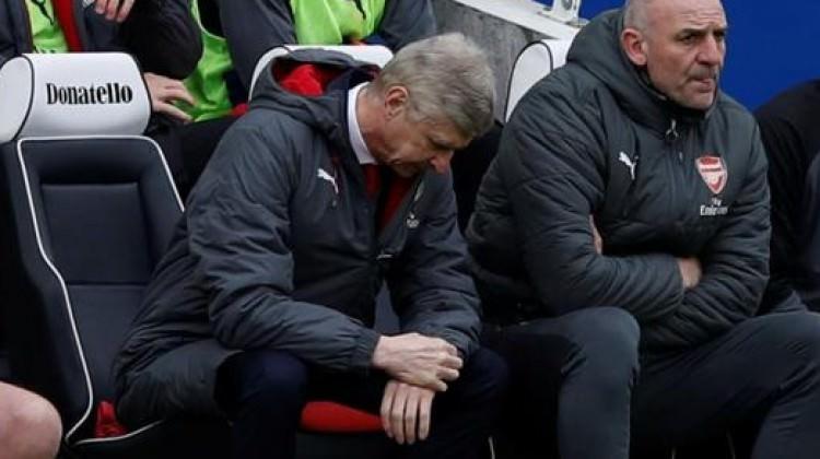 Arsenal iyice dağıldı! Yine yenildiler
