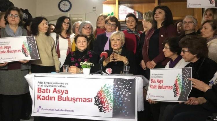 Batı Asyalı kadınlar Türkiye'de buluşuyor!