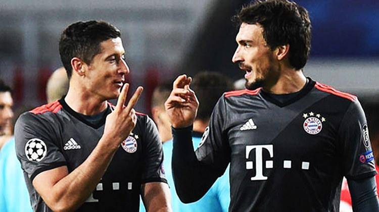 Bayern Münih'te kavga şoku!
