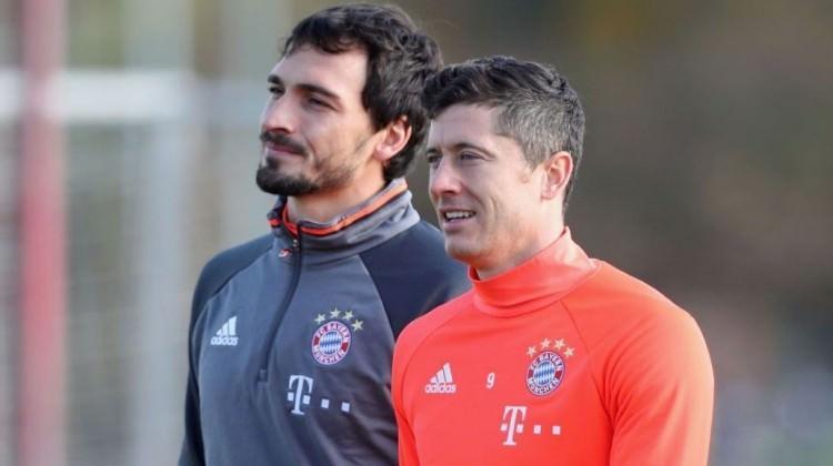 Bayern'de şok kavga! Lewandowski ve Hummels...