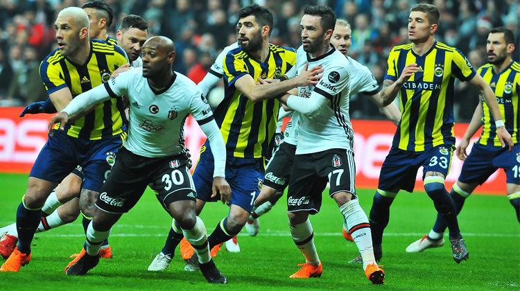 Beşiktaş ve Fenerbahçe'ye ceza yağdı!